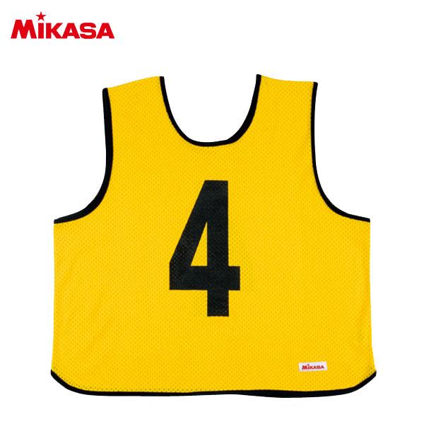 ミカサ ゲームジャケット レギュラー 10枚組 イエロー GJR210-Y