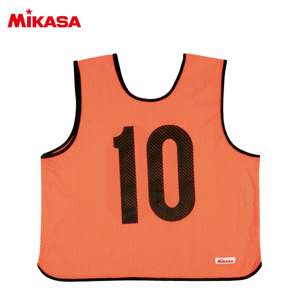 ミカサ ゲームジャケット レギュラー 10枚組 蛍光オレンジ GJR210-O