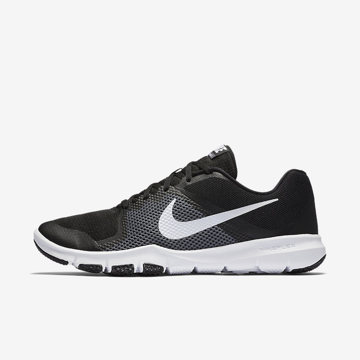 ○17SU NIKE (Nike) Nike flextime control 898459010 men's shoes