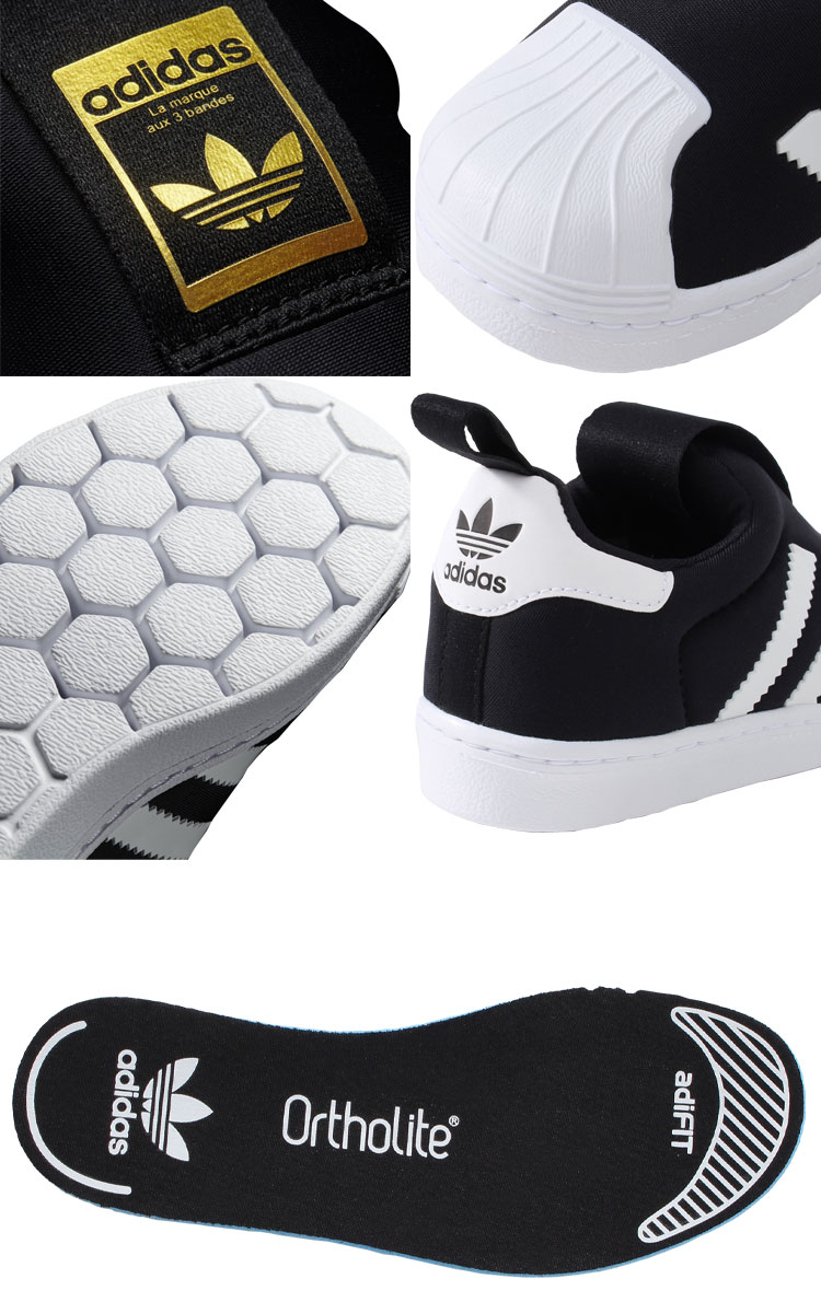 ★Correspondence &★★ 17SS adidas (Adidas) originals SS360 S32130 youth shoes kids child use