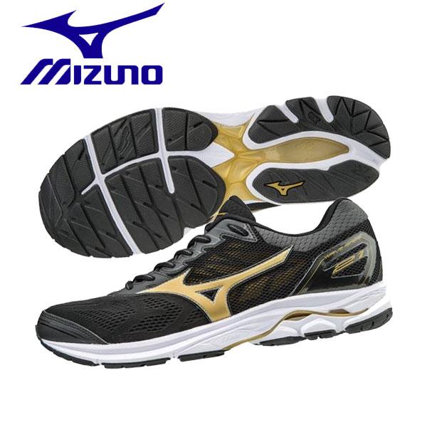17FW mizuno(ミズノ) ランニングシューズ メンズ ウェーブライダー21 J1GC1803-50