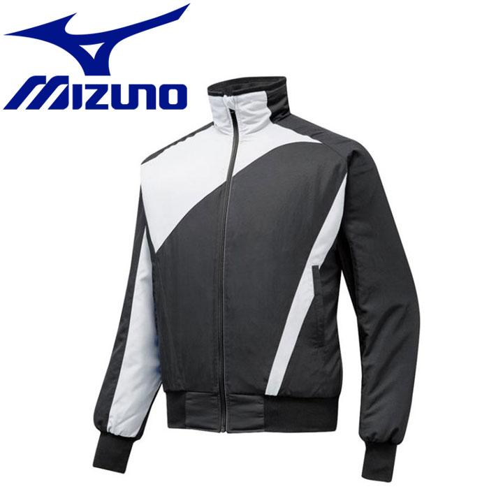 ミズノ 野球 グラウンドコート 侍ジャパンモデル ジュニア ジャケット 12JE5G2109