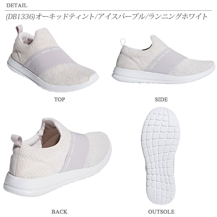 e266fd846 Refined lady's shoes CF ADIFINE ADPT [CF アディファイン ADPT] produces the  appearance that modern slip-ons-style is clean. I raise a fitting feeling  by the ...