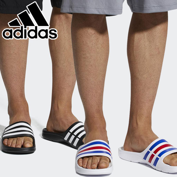 sports shoes e4905 2d74d Adidas DURAMO SLIDE sandals men gap Dis 18SS G15890 U43664