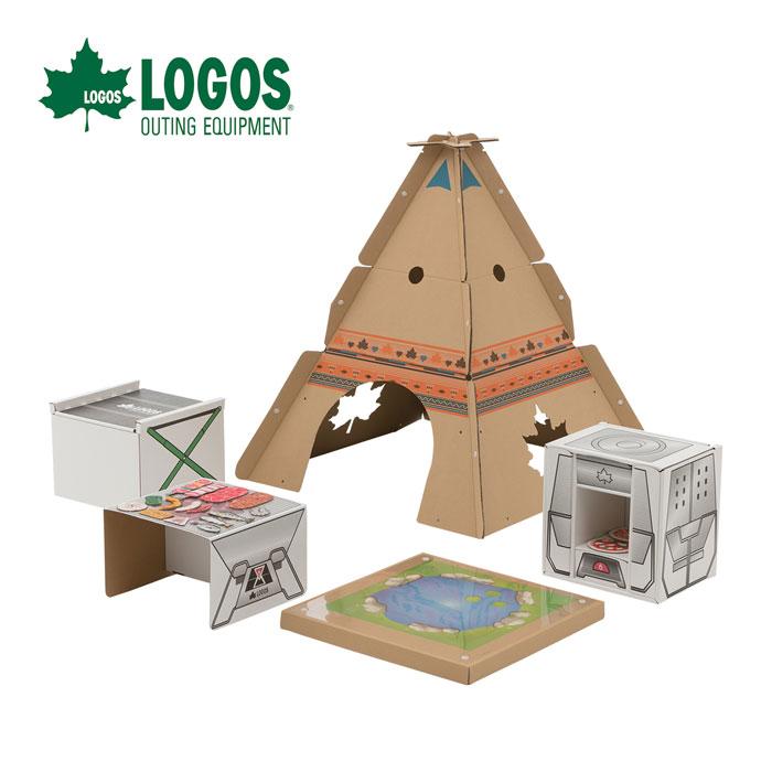 LOGOS ロゴス キャンプごっこクラフトデスク(キャンピング) 74000000
