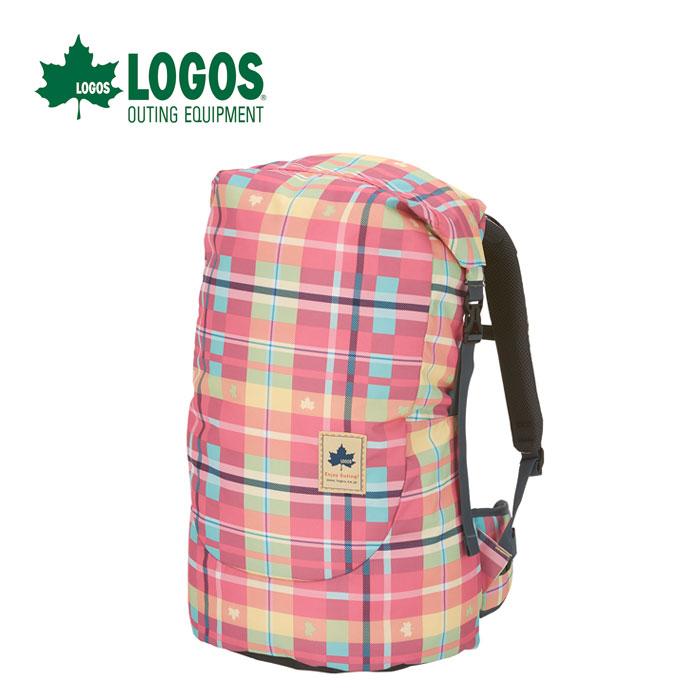 LOGOS ロゴス CADVEL-Designダッフルリュック40 (AE・check) 88250165