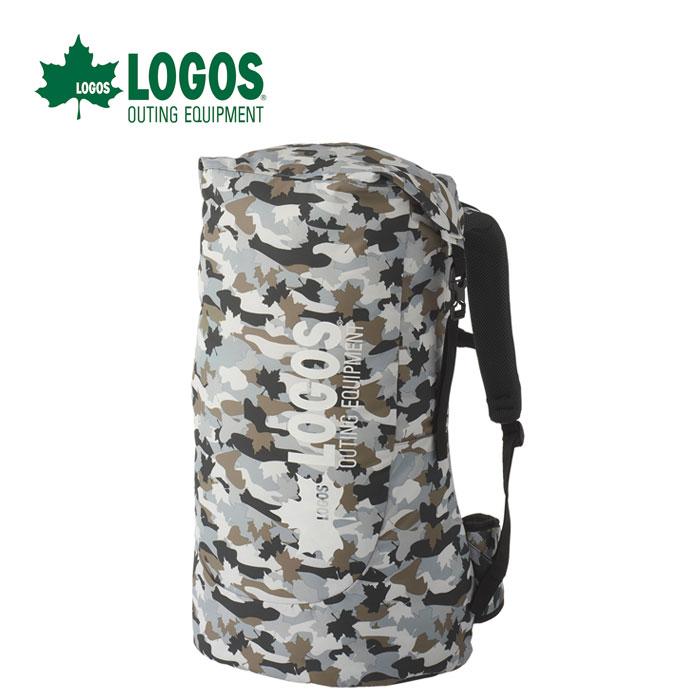 LOGOS ロゴス CADVEL-Designダッフルリュック40 (カモフラ) 88250166