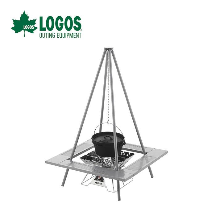 ロゴス 囲炉裏ピラミッドパッケージ 81064100