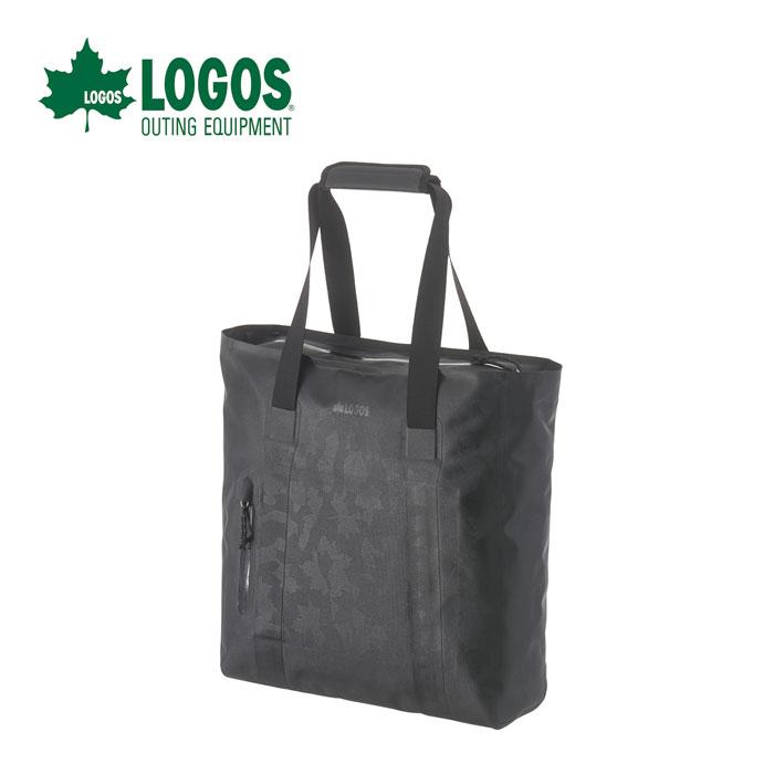 ロゴス SPLASH mobi トートリュック(ブラックカモ) 88200126