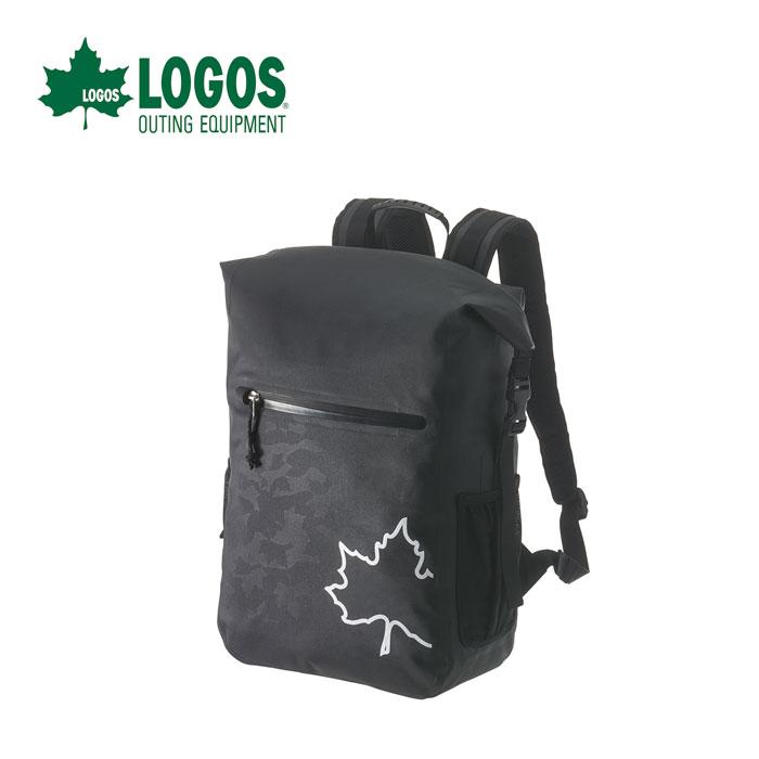 ロゴス SPLASH スモールダッフルリュック25(ブラックカモ) 88200156