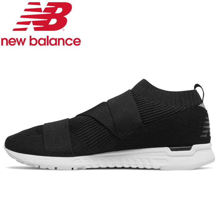 new balance 247 knit blak