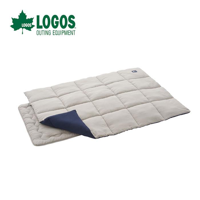 ◇LOGOS(ロゴス) 丸洗いアウトドアお布団2点セット・0 72601000