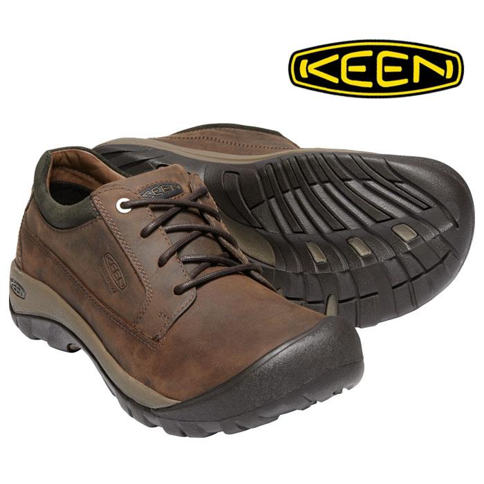2ef740e1056e annexsports  Kean AUSTIN CASUAL WP 1019511 men s shoes KEEN autumn ...