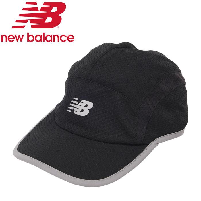 80da4e8ab47 annexsports  New Balance 5 panel performance cap 500142-BK men ...