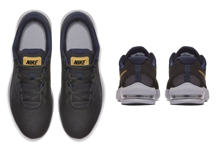 c0c0c2cfecf21 Nike women Air Max advantage 2 AA7407-004 Lady s shoes autumn of 2018 winter