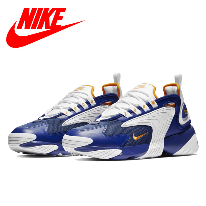 new product e16ad 89c9e Nike zoom 2K AO0269-400 men shoes spring of 2019 summer