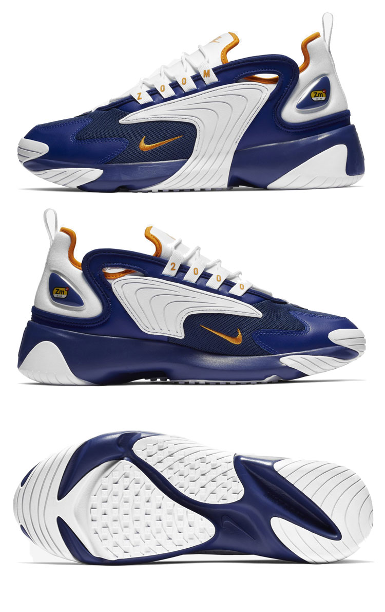 ecb6473c08fa annexsports  Nike zoom 2K AO0269-400 men shoes spring of 2019 summer ...