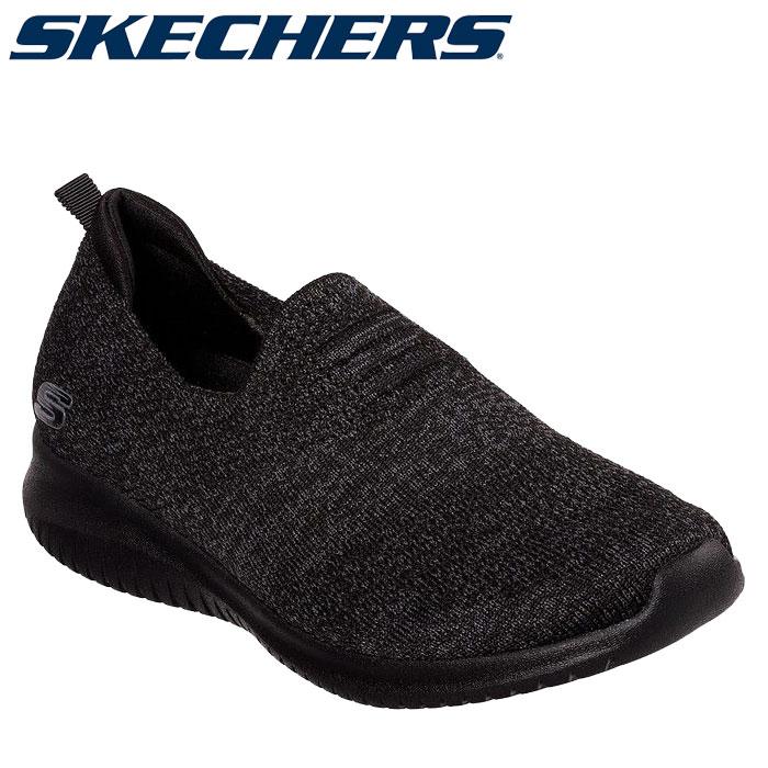スケッチャーズ ULTRA FLEX-HARMONIOUS 13106-BBK Lady's shoes spring of 2019 summer