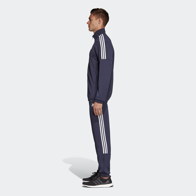 Adidas M MUSTHAVES TEAM SPORTS track suit top and bottom set men FRW19 DV2447 DV2446