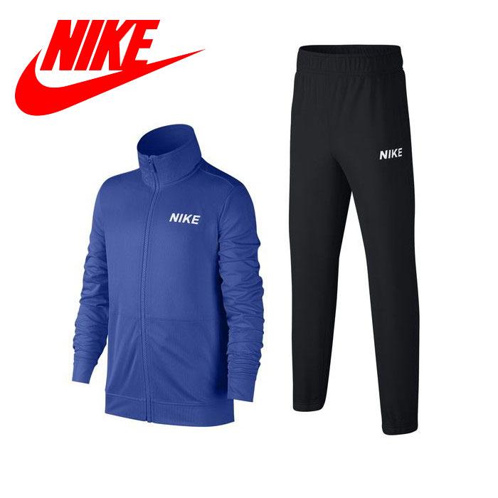 The Nike YTH Boys POLY track suit AJ3028-481 youth