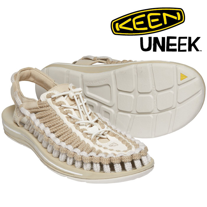 キーン UNEEK FLAT(ユニーク フラット) 1023063 メンズシューズ 2020年春夏