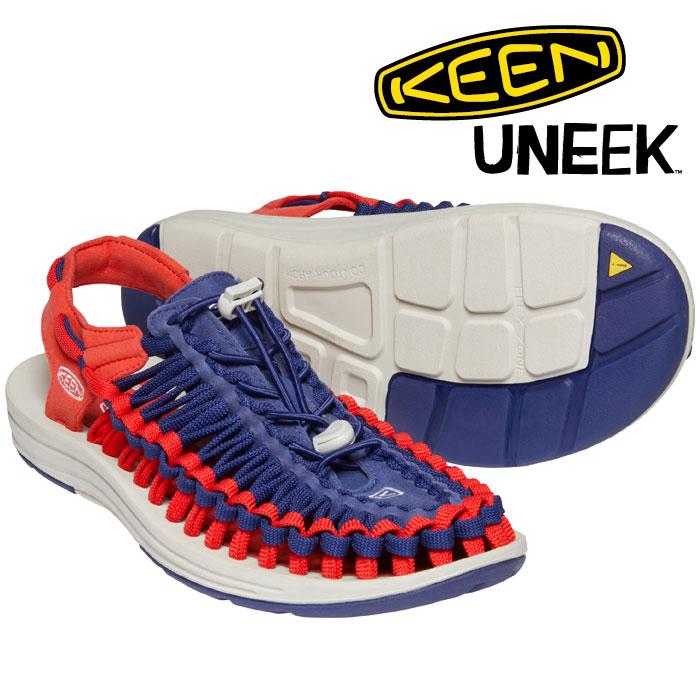 キーン UNEEK FLAT(ユニーク フラット) 1023064 メンズシューズ 2020年春夏
