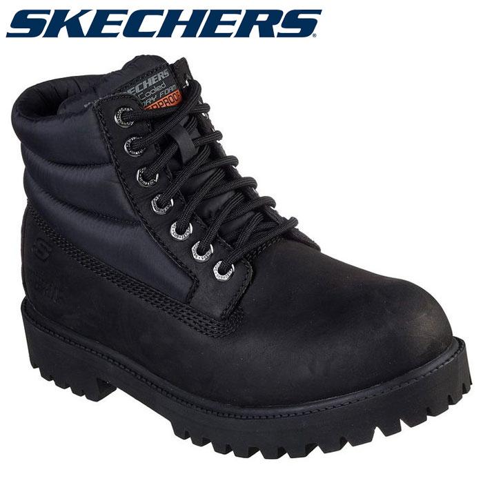 スケッチャーズ SKECHERS SERGEANTS-VERNO 65838-BBK メンズシューズ
