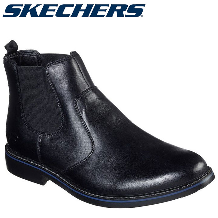 skechers motorcycle boots