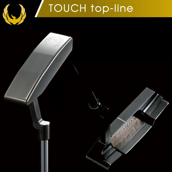 クロノスゴルフ パター タッチ トップライン KRONOS GOLF TOUCH top-line