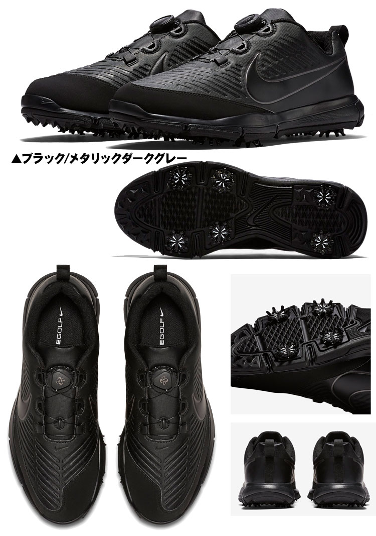 784dce9dd25e14 annexsports  ☆Nike golf Nike Explorer 2 boa men golf shoes 849959 ...
