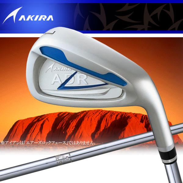 【2017年モデル】アキラ ゴルフ ADR アイアン 5本セット N.S.PRO950GHスチールシャフト