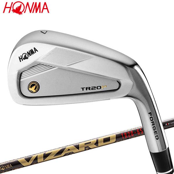 ホンマ ゴルフ T//WORLD TR20-P アイアン 単品 VIZARD TR20-65カーボン 日本仕様