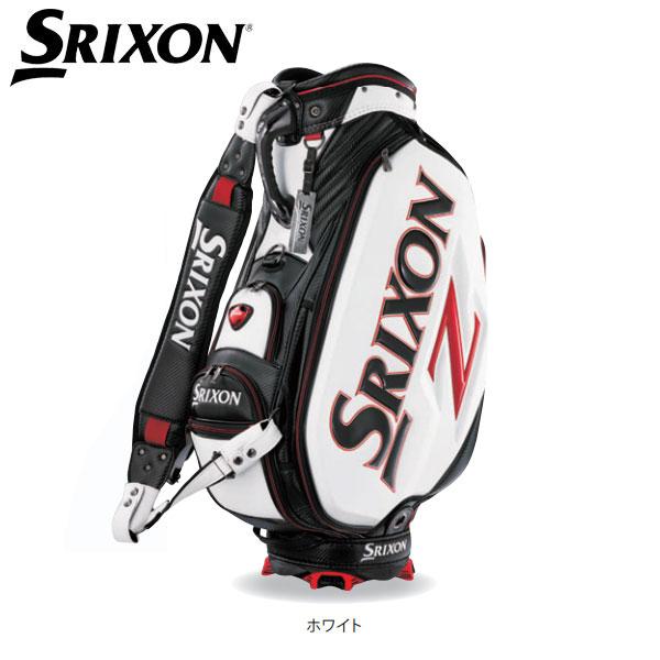 【2018継続モデル】 スリクソン キャディバッグ GGC-S110 ツアープロ使用モデル SRIXON
