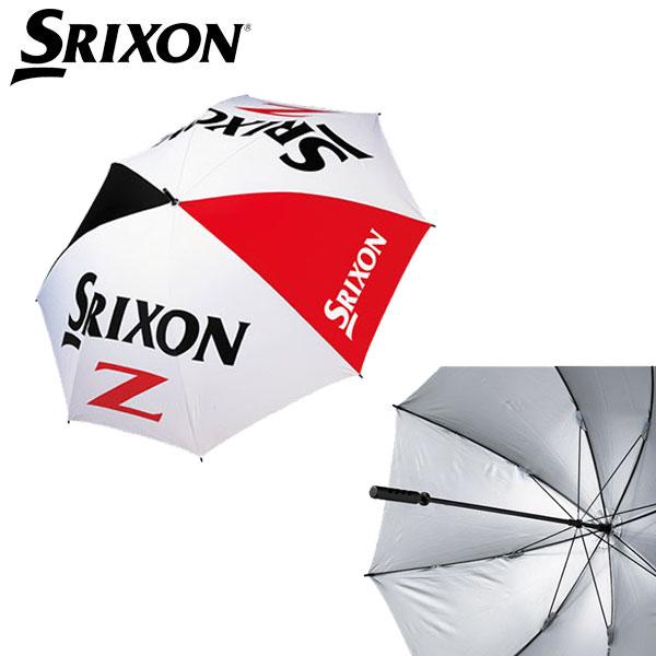 【2018継続モデル】 スリクソン ゴルフ UVカット アンブレラ GGP-S004 ツアープロ使用モデル SRIXON