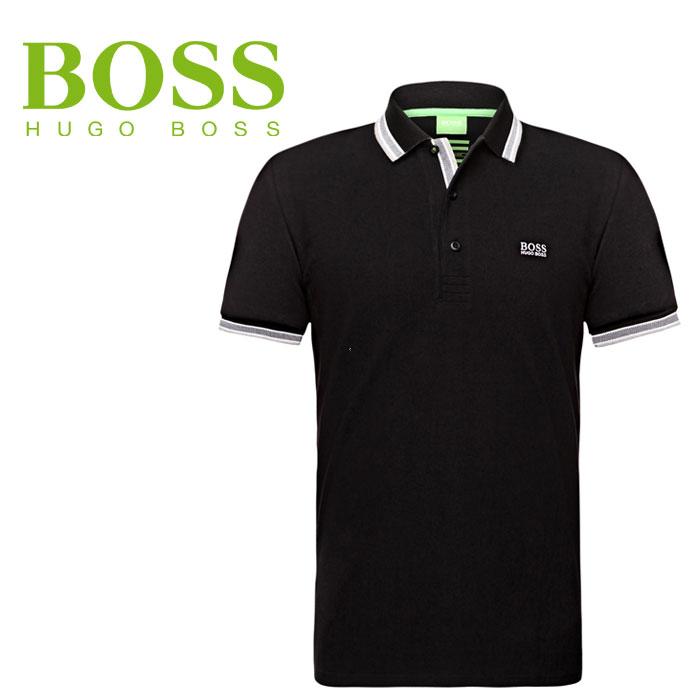 ヒューゴボス ポロシャツ USA HUGOBOSS Paddy 50198254-001 ボスグリーン