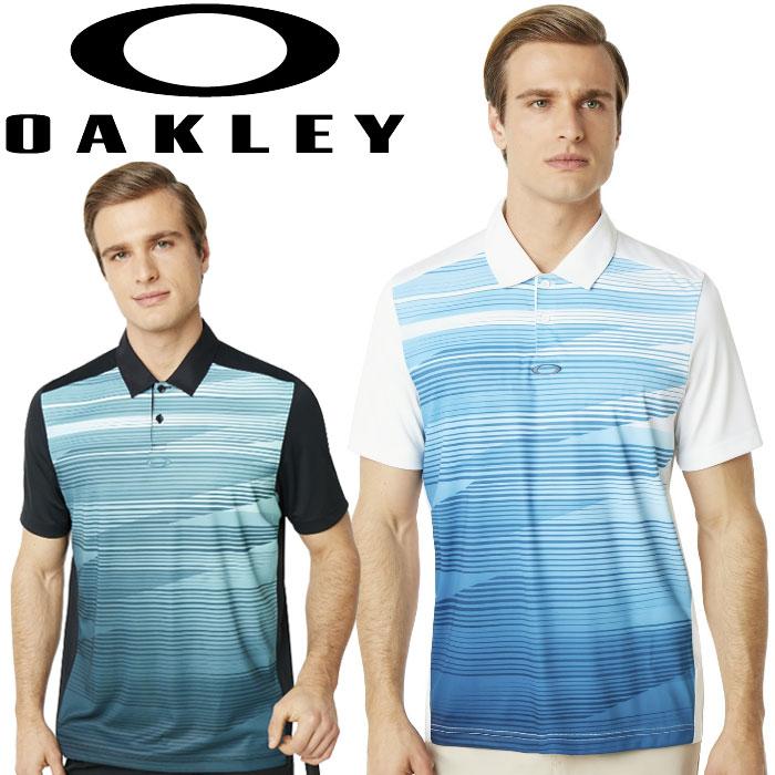 71f74643 annexsports: Oakley golf wear ACE GOLF short sleeves polo shirt 434311  spring of 2019 summer | Rakuten Global Market