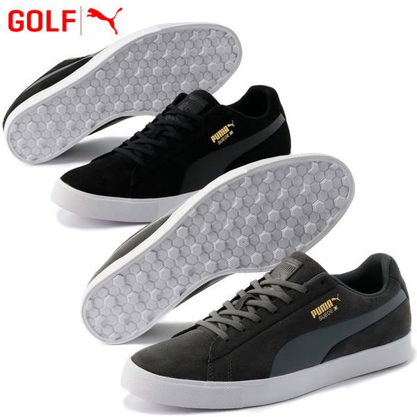 1c8f47500c8 annexsports  Puma golf shoes men suede cloth G Suede G 191205 2018 ...