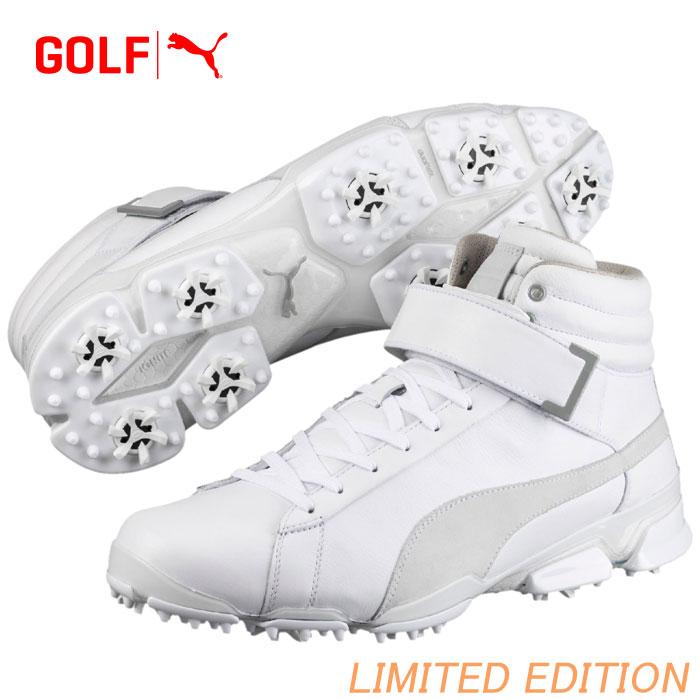 56fbb959cdd5 ☆Correspondence  ☆ PUMA (Puma) golf shoes men TITANTOUR IGNITE HIGH-TOP  190592