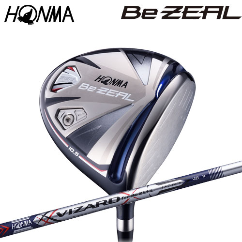 ホンマ ゴルフ ビジール 535 ドライバー Be ZEAL 2018モデル, ミヤギムラ 9debf7cf