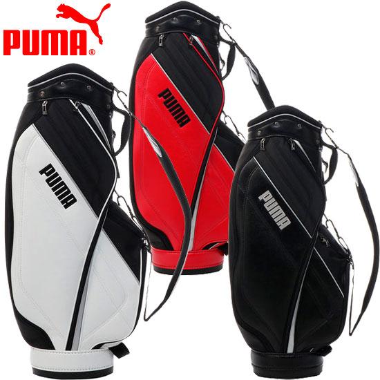 プーマ ゴルフ キャディーバッグ ベーシック 867693 2018モデル