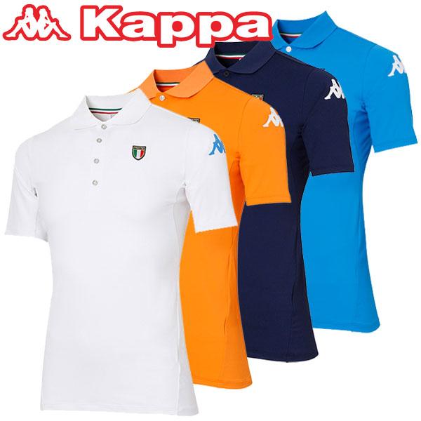 【クリアランスセール】 カッパ ゴルフウェア 半袖ポロシャツ メンズ KC712SS13 春夏