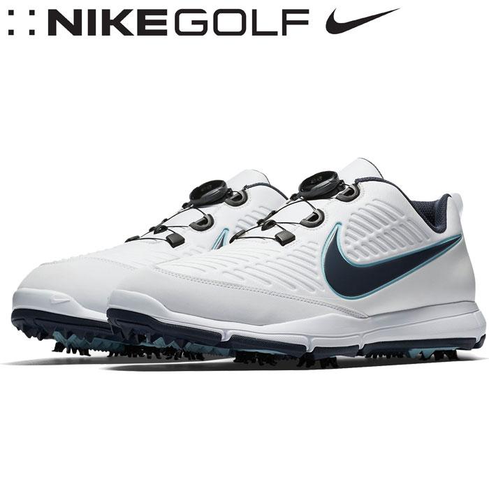 ナイキゴルフ エクスプローラー 2 ボア メンズ ゴルフシューズ 849959-101 2018年モデル