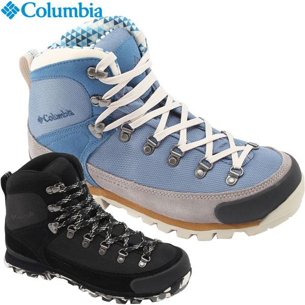 コロンビア カラサワ2プラスオムニテック 登山用シューズ メンズ レディース 18SS YU3926