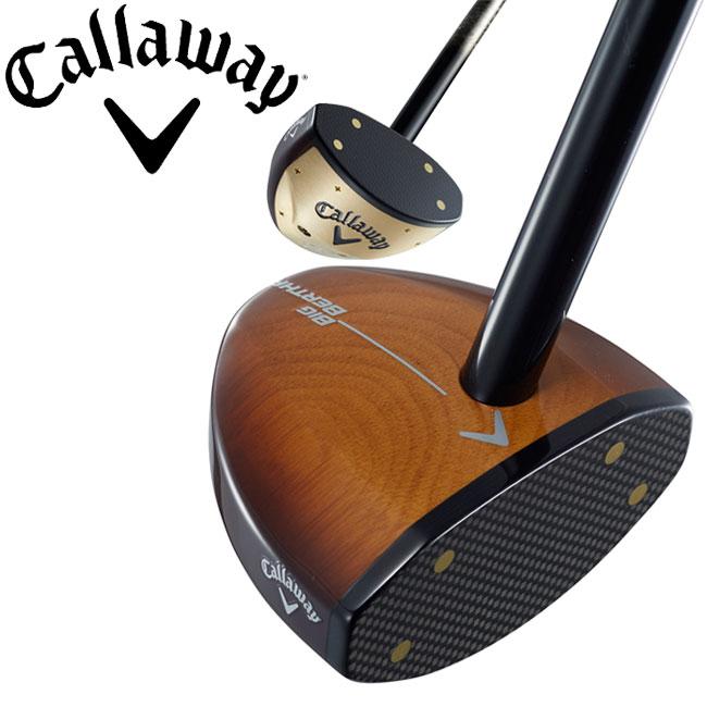 キャロウェイ パークゴルフ クラブ ビッグバーサ BIG BERTHA 18 JM 2018年モデル