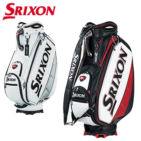 スリクソン ゴルフ キャディバッグ GGC-S143 2018年モデル
