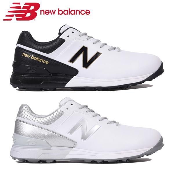 【日本正規品】ニューバランス ゴルフ メンズ ゴルフシューズ MG2500 新色 ソフトスパイク 2018モデル