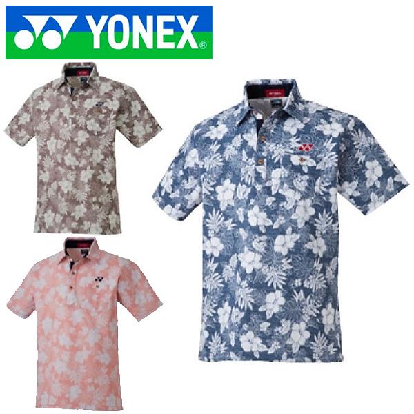 ヨネックス ゴルフウェア メンズ 半袖ポロシャツ GWS1141 2019春夏