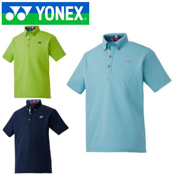 ヨネックス ゴルフウェア メンズ 半袖ポロシャツ GWS1142 2019春夏