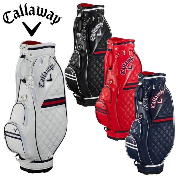 キャロウェイ ゴルフ PUスポーツ キャディバッグ レディース 19 JM 2019モデル