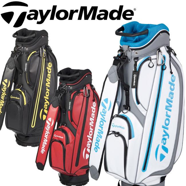 テーラーメイド ゴルフ メンズ TaylorMade ウォーターリペレント キャディバッグ KY319 2019年春夏